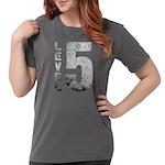 level5crop Womens Comfort Colors Shirt