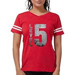 level5crop Womens Football Shirt