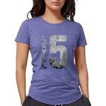 level5crop Womens Tri-blend T-Shirt