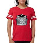 Croc Womens Football Shirt