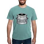 Croc Mens Comfort Colors Shirt