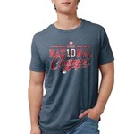 NationalChamps_BlkGld Mens Tri-blend T-Shirt