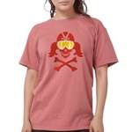 Lil' VonSkully Womens Comfort Colors Shirt