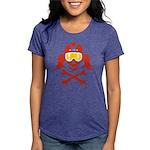Lil' VonSkully Womens Tri-blend T-Shirt