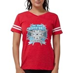 LOST_Adventures_2Lt Womens Football Shirt