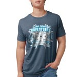 LOST_Adventures_2Lt Mens Tri-blend T-Shirt