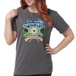 LOST_adventures2 Womens Comfort Colors Shirt