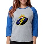 The F-Bomb Womens Baseball Tee