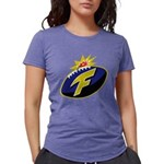 The F-Bomb Womens Tri-blend T-Shirt