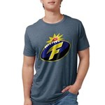 The F-Bomb Mens Tri-blend T-Shirt