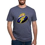 The F-Bomb Mens Tri-blend T-Shirt