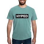 HYPED Mens Comfort Colors Shirt