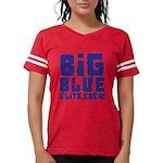 Big Blue Elite Crew Womens Football Shirt