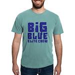 Big Blue Elite Crew Mens Comfort Colors Shirt