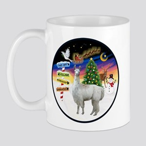 XmasSigns (R) - Llama Mug