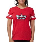Santana_Crisp_final Womens Football Shirt