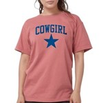 2-Cowgirl_Final Womens Comfort Colors Shirt