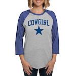 2-Cowgirl_Final Womens Baseball Tee