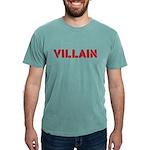 VILLAINtext Mens Comfort Colors Shirt