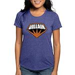 VILLAIN1 Womens Tri-blend T-Shirt