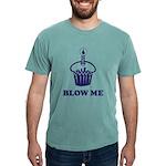 2-Cupcake_final_red Mens Comfort Colors Shirt