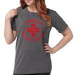 ShockTraumaFinal Womens Comfort Colors Shirt