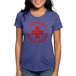 ShockTraumaFinal Womens Tri-blend T-Shirt