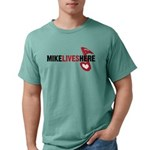 3-MikeLives Mens Comfort Colors Shirt