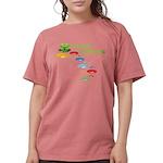 Island Hoppers Womens Comfort Colors Shirt