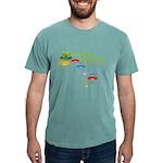 Island Hoppers Mens Comfort Colors Shirt