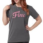 Fine Womens Comfort Colors Shirt