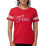 Fine Womens Football Shirt