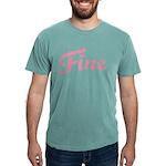 Fine Mens Comfort Colors Shirt
