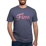 Fine Mens Tri-blend T-Shirt