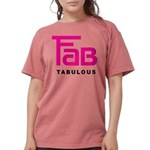 Fab Tabulous Womens Comfort Colors Shirt