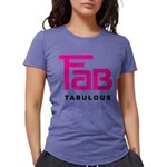 Fab Tabulous Womens Tri-blend T-Shirt