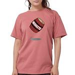 Drop the Monkeys Womens Comfort Colors Shirt