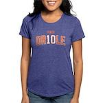 2-Oriole_10th Womens Tri-blend T-Shirt