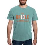 2-Oriole_Fanatic Mens Comfort Colors Shirt