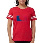 01MLQuarters_OnWhtOnly Womens Football Shirt
