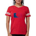 01MLQuarters_OnWhtOnly Womens Football Shirt