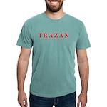 2-Trazan Mens Comfort Colors Shirt