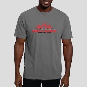 Mass_death Mens Comfort Colors Shirt