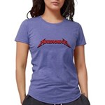 Harmonica_Final Womens Tri-blend T-Shirt