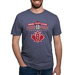 Canadian_2010GOLD Mens Tri-blend T-Shirt