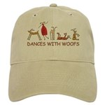 Dances with Woofs (female) White or Tan Cap