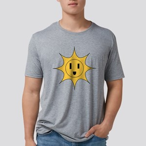 Sunshine Mens Tri-blend T-Shirt