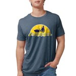PimpMySwine Mens Tri-blend T-Shirt