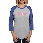 imom Womens Baseball Tee