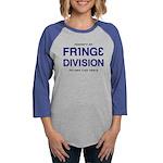 Fringe_Div_Final Womens Baseball Tee